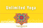 Unlimited Yoga Gutschein