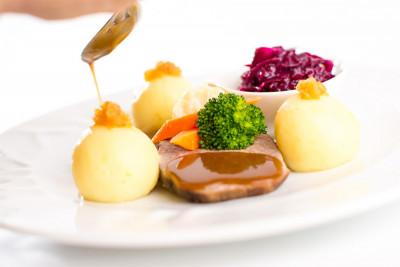 Gutscheine Würzburg vom Christians Restaurant und Hotel Strauss Würzburg