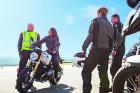 Motorrad Ride Again Geschenkgutschein