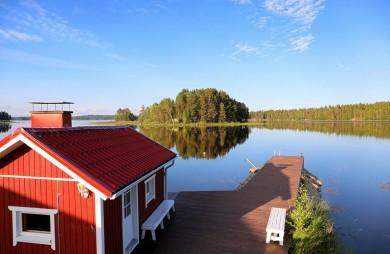 Der finnische Sommer ruft