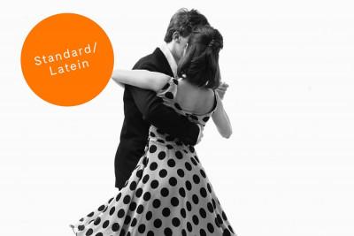 Standard-/Latein-Tanzkurs Geschenkgutschein