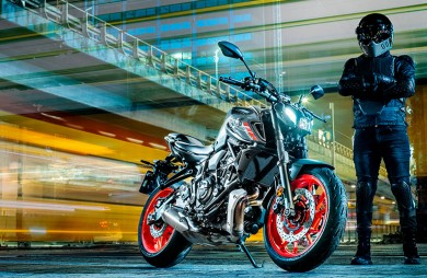 HMF News: Yamaha MT07