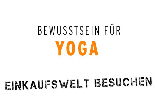 Bewusstes Yoga