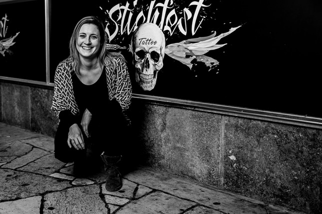 Tattoo Entfernung bei Steffi Geschenkgutschein