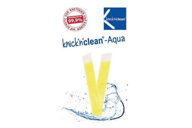 2X Knick'n'clean® aqua Desinfektionssystem für smardy R100