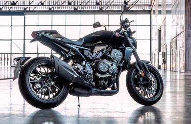 Die neue Honda CB1000R
