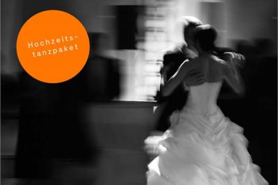 Hochzeitstanzpaket-Tanzkurs Geschenkgutschein