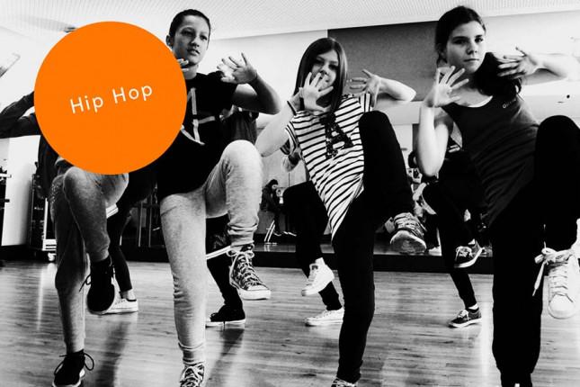 Hip Hop Tanzkurs Geschenkgutschein