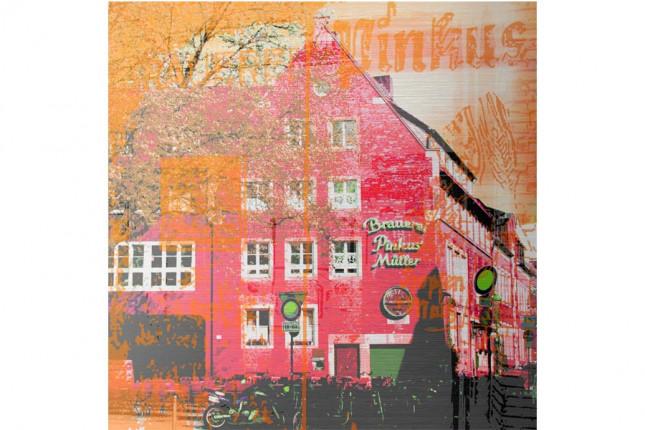 Stadtkunst Münster von Galerie Arte in Würzburg