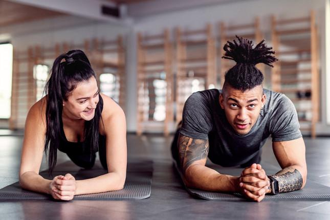 Mainrythmie Pilates Gutschein
