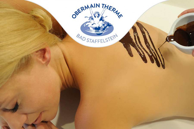 Obermain Therme Schokolade-Sole Massage