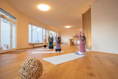 Yogastudio Licht des Gedanken