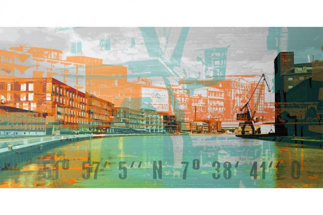 Stadtkunst Galerie Arte Bilder und Rahmen Münster