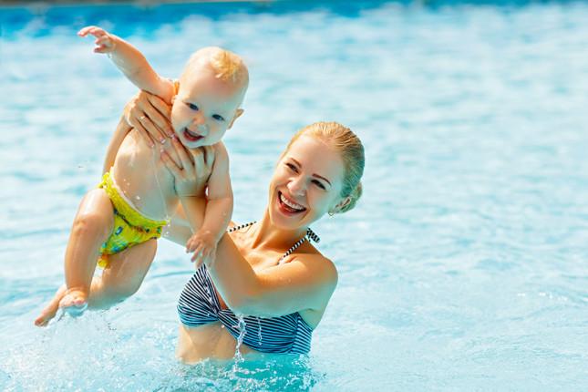 Babyschwimmen Sandermare Gutschein