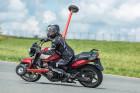 Motorrad -Schräglagen-Training Geschenkgutschein